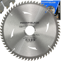 MAR-POL  Pílový kotúč 210mm*32*60T POWER BLADE - M09065